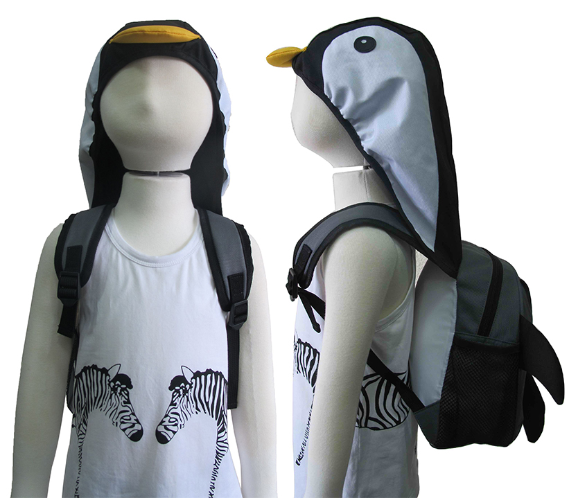AYI-16604 Penguin Backpack with Cap.jpg